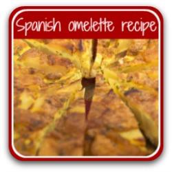 Scrummy Spanish omelette recipe - click here.
