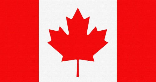 Canada's national flag