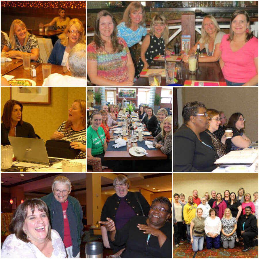 Meetings with SBIers in America.