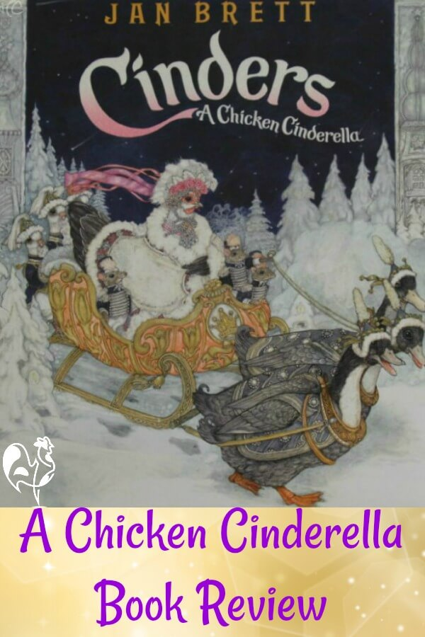A Chicken Cinderella - wonderful Christmas book. Pin for later.