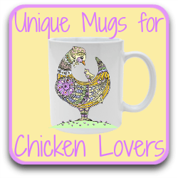 Chicken themed mugs - link