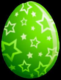 Egg bullet point blue