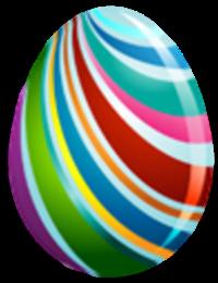Egg bullet point pink