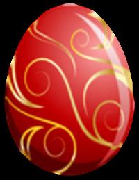 Egg bullet point green