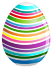 Egg bullet purple stars