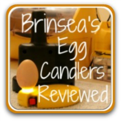 Brinsea's egg candlers reviewed - follow this link.