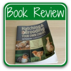 Link to book review about hatching and brooding chicks.