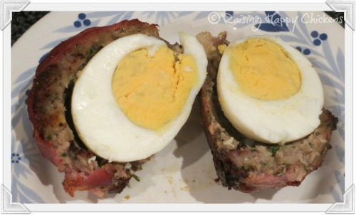 Our Scotch egg recipe works every time