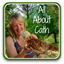 Introducing Cath Andrews - the chicken lady!