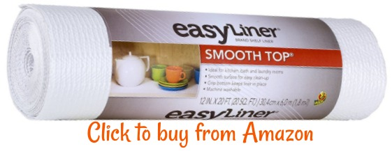 Click here to buy this shelf liner from Amazon for your brooder.