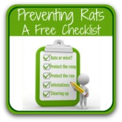 Free downloadable rodent control checklist - link.